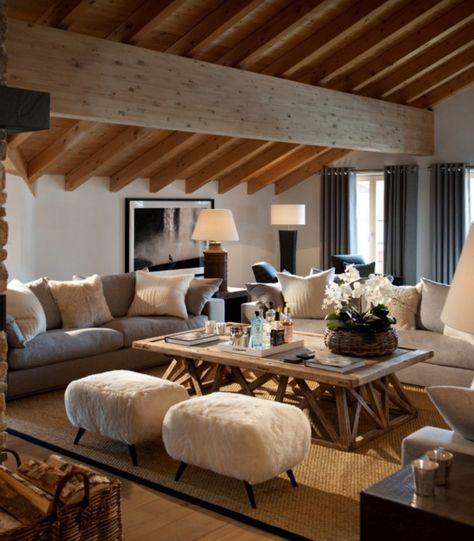 Haus Alpina - Klosters - The White Company - Chrissy Rucker - Humphrey Munson Blog 6