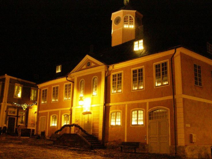 Old town hall of Porvoo