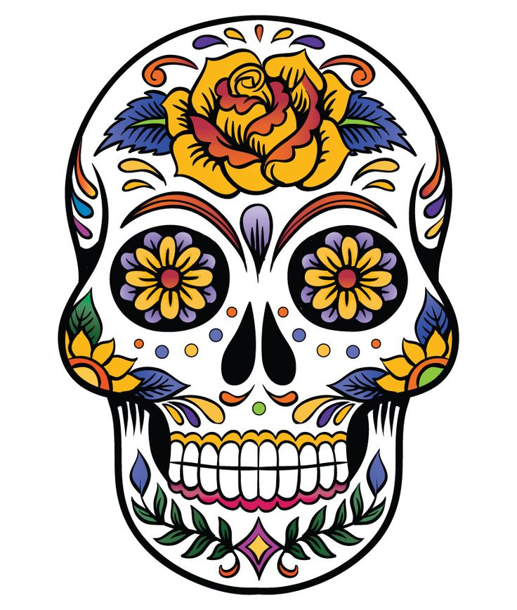 25 Best Ideas About Sugar Skull Design On Pinterest