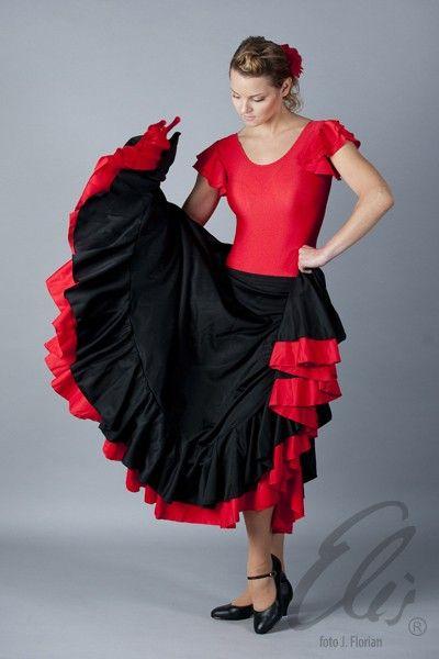 Dámské - flamenco - Taneční oblečení - Elis Dance Sport