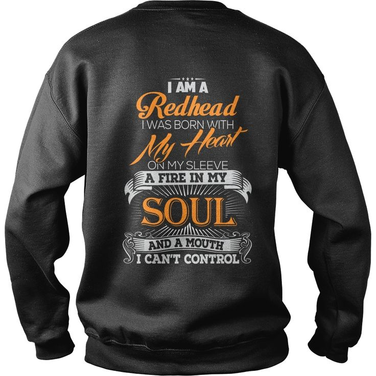 I am a #Redhead, Order HERE ==> https://www.sunfrog.com/LifeStyle/107719056-236601434.html?47756, Please tag & share with your friends who would love it, #redhead humour hilarious, ginger men, ginger growing #dogs, #tattoos, #technology  redhead sayings freckles, redhead sayings girls, redhead sayings blondes  #weddings #women #running #swimming #workouts #cooking #receipe