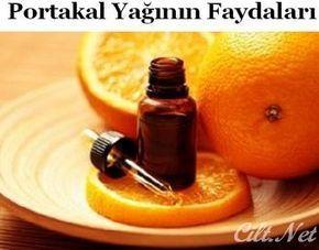 Portakal yağının faydaları ve Portakal yağı kullanımı.
