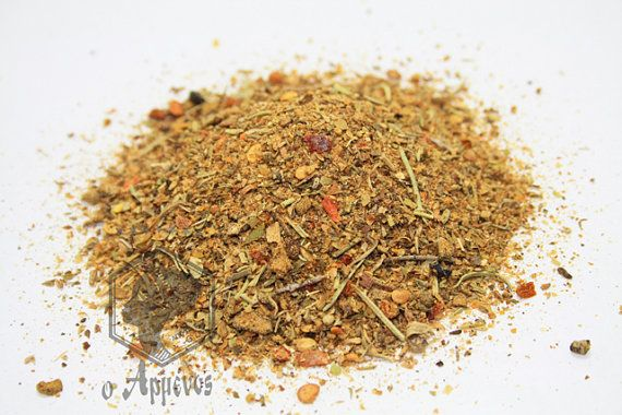 Greek Spice Seasoning great for Lamp Fish Salads Mince by Armenos