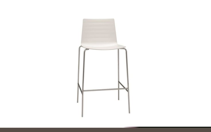 Flex Chair| Andreu World Barstool- Poly & Upholstered Options