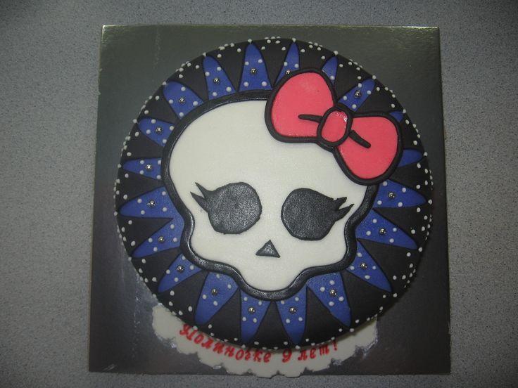 торт Монтер хай #торт_на_заказ_днепродзержинск #мульт_герои #бисквитный_торт #шоколадный_торт #комбинированный_торт