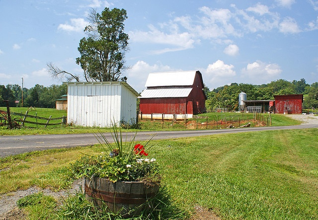 RED BARN | Flickr - Photo Sharing!: Photos, Do You, Photo Shared, Red Barns