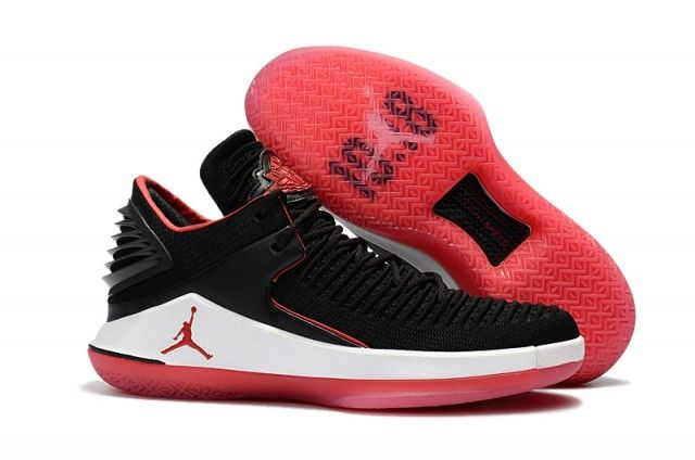 Nike Air Jordan XXXII Low PF 32 Banned