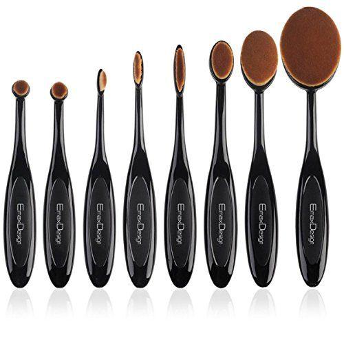 EmaxDesign Makeup Brushes 8 Pieces Oval Makeup Brush Set ... https://www.amazon.co.uk/dp/B01FHGJ7PK/ref=cm_sw_r_pi_dp_x_CrPXzb0RH47SR