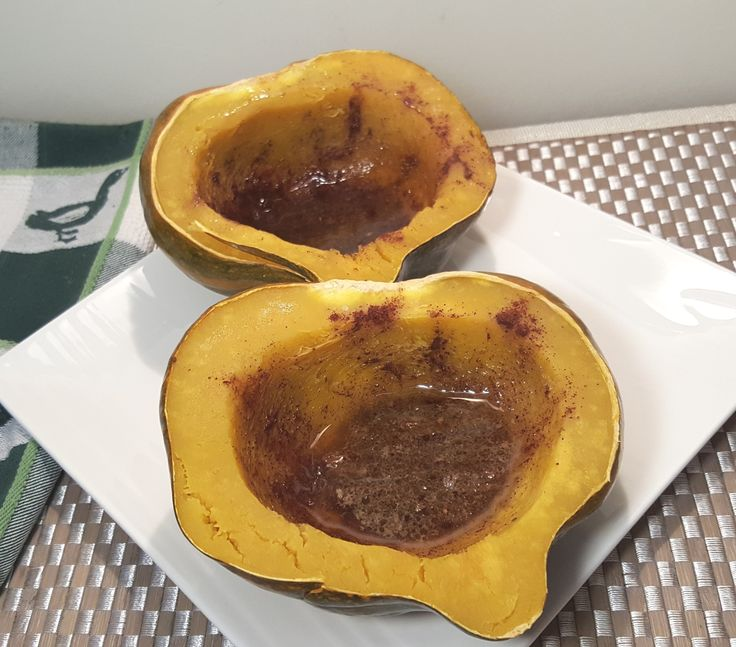 Pressure Cooker Simple Sweet Acorn Squash Image