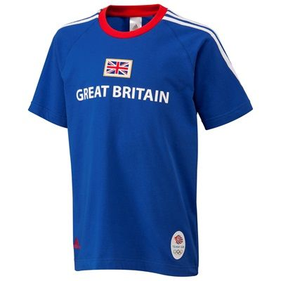 Adidas T-Shirt - Victory Blue S07/White/Vivid adidas Team GB T-Shirt - Victory Blue S07/White/Vivid Red F04 - Kids adidas performance embroidered logo Team GB Oval Badge Woven Badge Union Jack Flag Great Britain™ heat transfer 100% Cotton, single http://www.MightGet.com/february-2017-2/adidas-t-shirt--victory-blue-s07-white-vivid.asp
