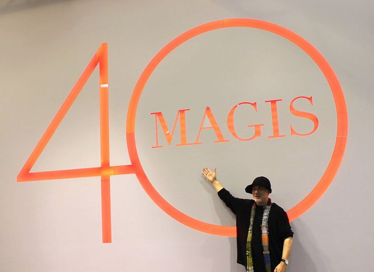 Events:   In Paris, Magis celebrates 40 years in the business @ Centre Pompidou @ Centre Pompidou