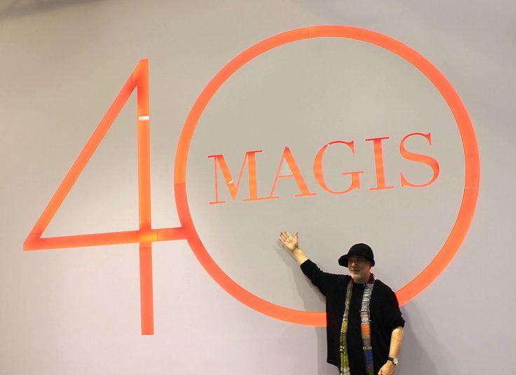 Events:   In Paris, Magis celebrates 40 years in the business @ Centre Pompidou @ Centre Pompidou