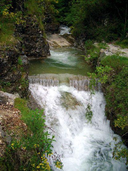 Valle del Vione Tignale Lago di Garda-Brescia