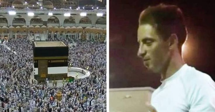 A Spanish Muslim has walked from Paris to Makkah to perform Umrah!