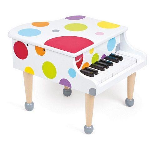 Cena: 349.00zł. Eksresowa wysyłka od ręki. FORTEPIAN JANOD francuskiej firmy Dla dzieci w wieku... więcej na www.Tublu.pl #tublu #tublu_pl #zabawka #zabawki #dla #dzieci #toy #for #kid #janod #piano #fortepian