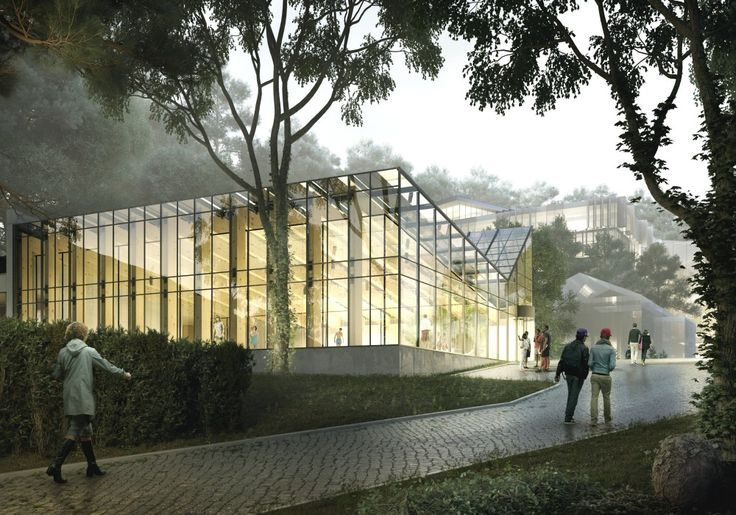 Gdynia Orłowo - tak będzie wyglądał nowy hotel w Orłowie, powstanie w miejscu nieczynnego obecnie sanatorium