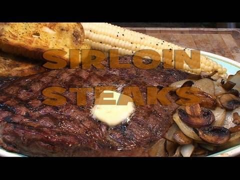 Sirloin Steaks recipe by the BBQ Pit Boys, I want to try their marinade