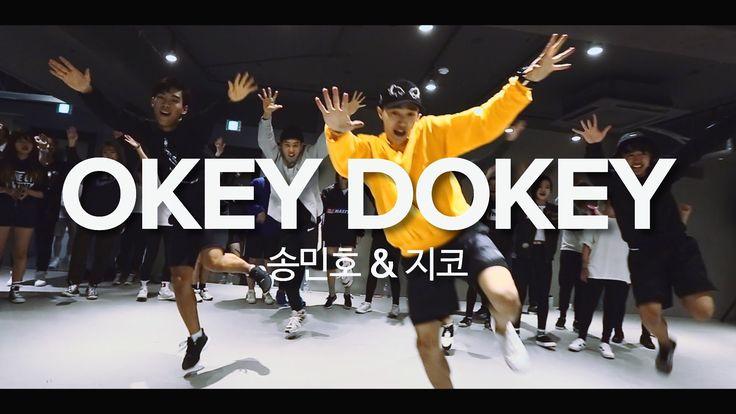 Okey Dokey - Song Minho with Zico / Junsun Yoo Choreography