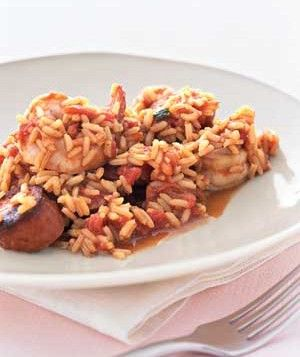 Jambalaya|For an easy weeknight meal, try this Fake It version of ...