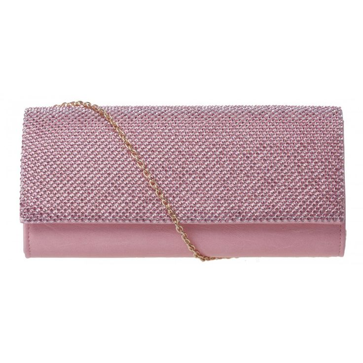 Sally Sparkle Clutch in PINK #19815 - colette by colette hayman