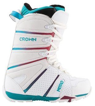 Nitro Crown Womens Snowboard Boots | Cheap Snowboard Boots |Sale