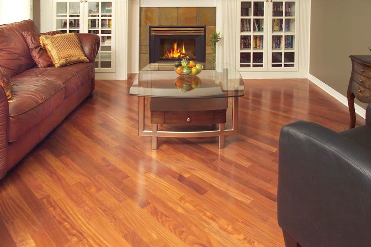Exotic cabreuva santos mahogany mirage hardwood for Mirage wood floors