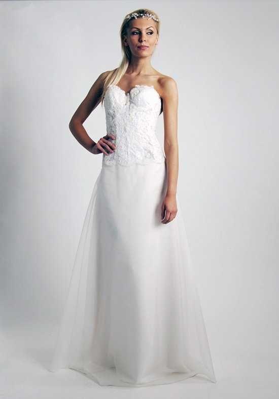 Elizabeth St. John Sydney A-Line Wedding Dress