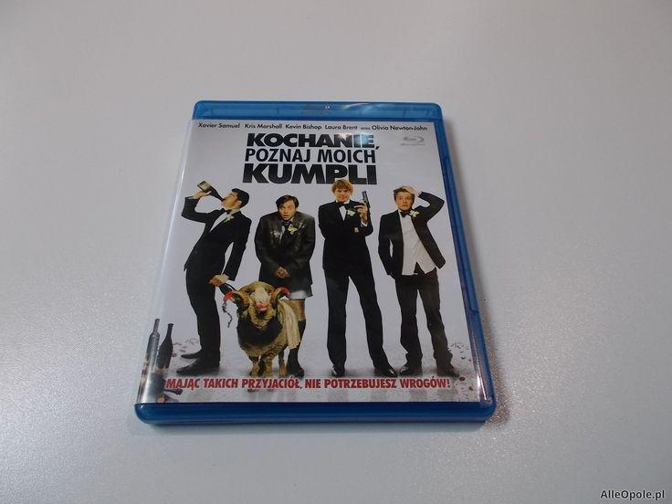 Kochanie poznaj moich kumpli - Płyta Blu-ray - Opole (Opole)