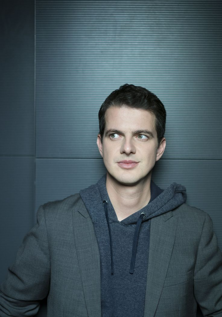 Philippe Jaroussky, Artist in Residence High res pictures by the Konzerthaus Berlin Picture credit: Marco Borggreve