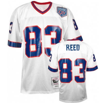 f4eade0f2 ... throwback football jersey Andre Reed White Jersey 19.99 This jersey  belongs to Andre Reed, Buffalo Bills 83 ...