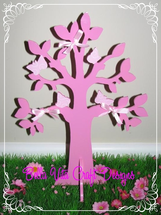 Display jewellery trees  from Bella Vita Craft Designs