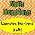 Would you like a different way for your high school students to review complex numbers? There are 45 game cards with questions on operations with complex numbers, quadratic equations with complex solutions and other topics. Keep students engaged with a game!