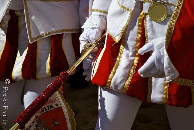 Buglers @ Sartiglia 2012 - Oristano, Sardinia (Italy)