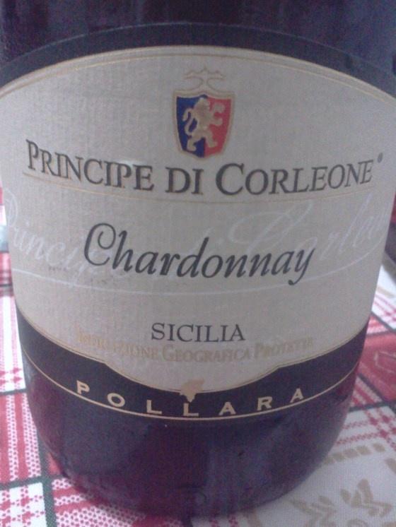 Pollara Principe di Corleone Chardonnay
