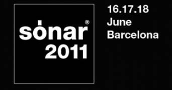 Sonar Barcelona 2012 will take place on 16, 17 and 18 June