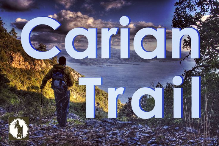 Welcome to the Carian Trail Where the Med and the Aegean meet