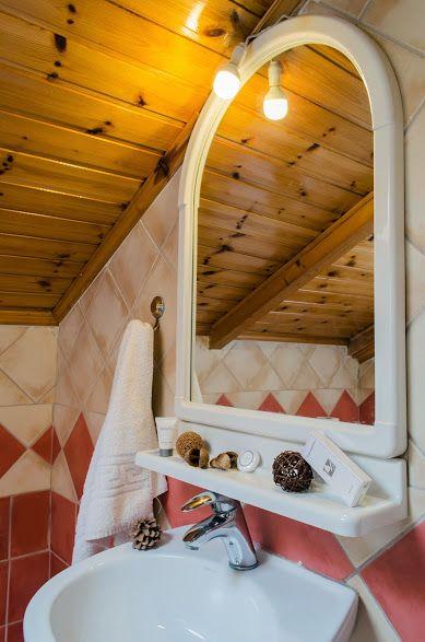 Double Room -Attic - Bathroom