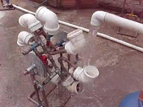 Como puxar agua sem energia eletrica jeito mais pratico com bomba economica japonvar - YouTube