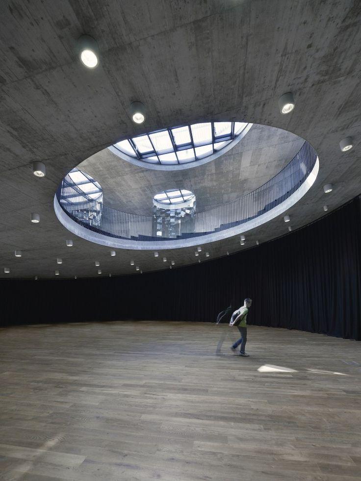 Cultural Center of EU Space Technologies - Dekleva Gregoric Arhitekti + SADAR + VUGA + OFIS architects + Bevk Perovic Arhitekti