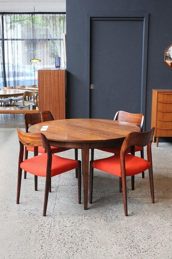 Mid century modern mid century furniture rosewood danish modernTop 25  best Danish modern furniture ideas on Pinterest   Teak  . Rosewood Danish Dining Table And Chairs. Home Design Ideas