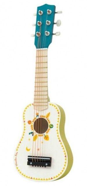 Kolorowa Gitara | http://www.kolory-marzen.pl/muzyczne,005001007.html