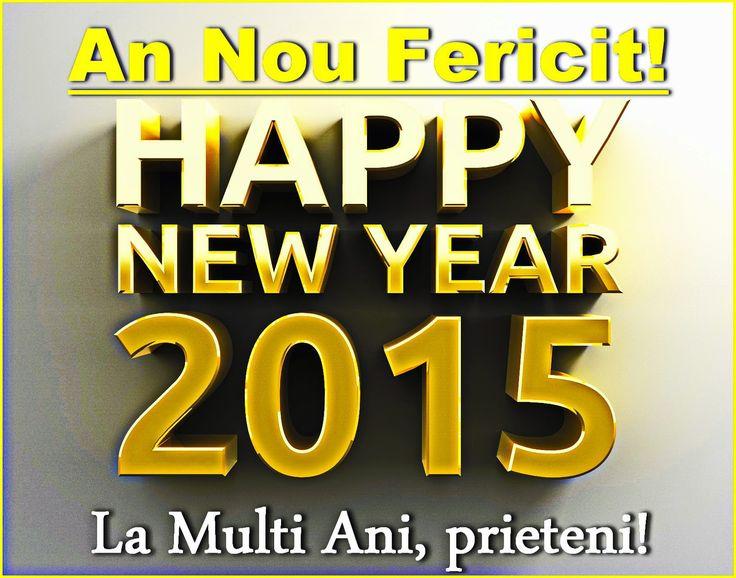 Mehedinti Blog online - Alianta Contribuabililor : An nou fericit! La mulţi ani cu sănătate!