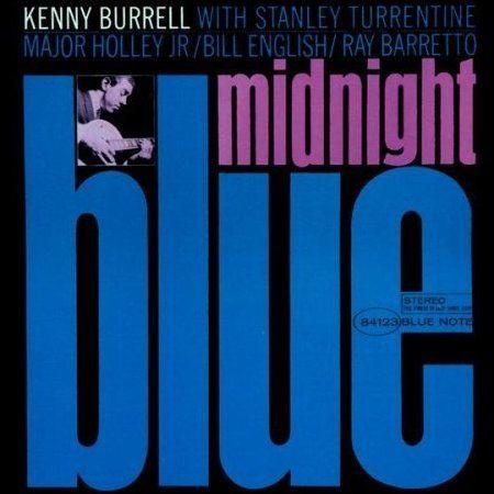 Kenny burell-midnight blue