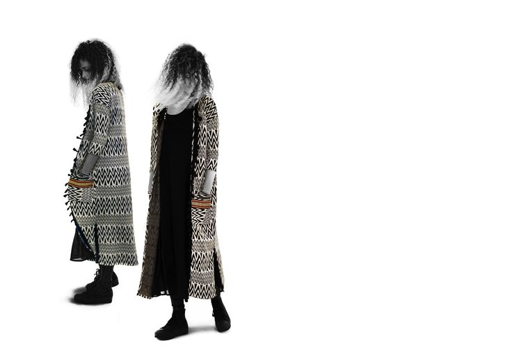 #thetribalchief #long #cardigan #handmade #knitwear #one-of-a-kind #cleogkatzeliinspirations #gkatzeli.com