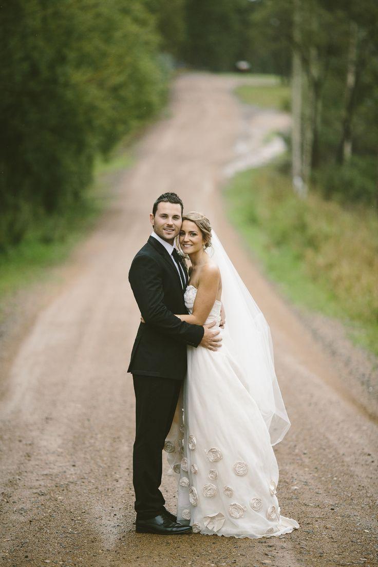 Rustic country wedding. Hunter Valley wedding photographer. Image: Cavanagh Photography. http://cavanaghphotography.com.au