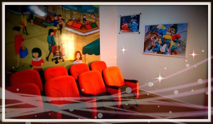 Cinemonkey Sinema Salonumuz...