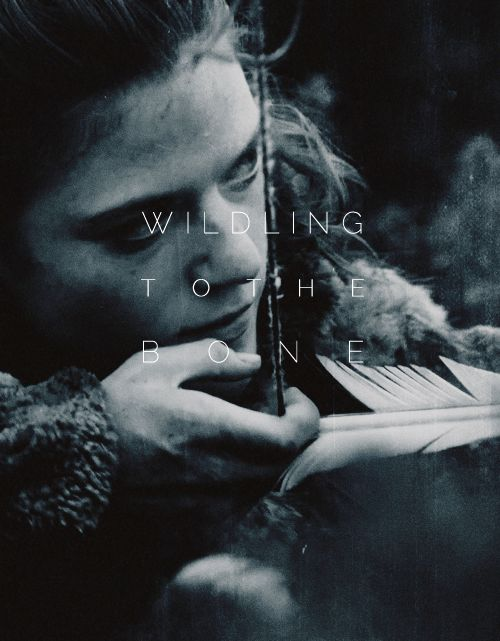 Ygritte - Wildling to the Bone - Game of Thrones