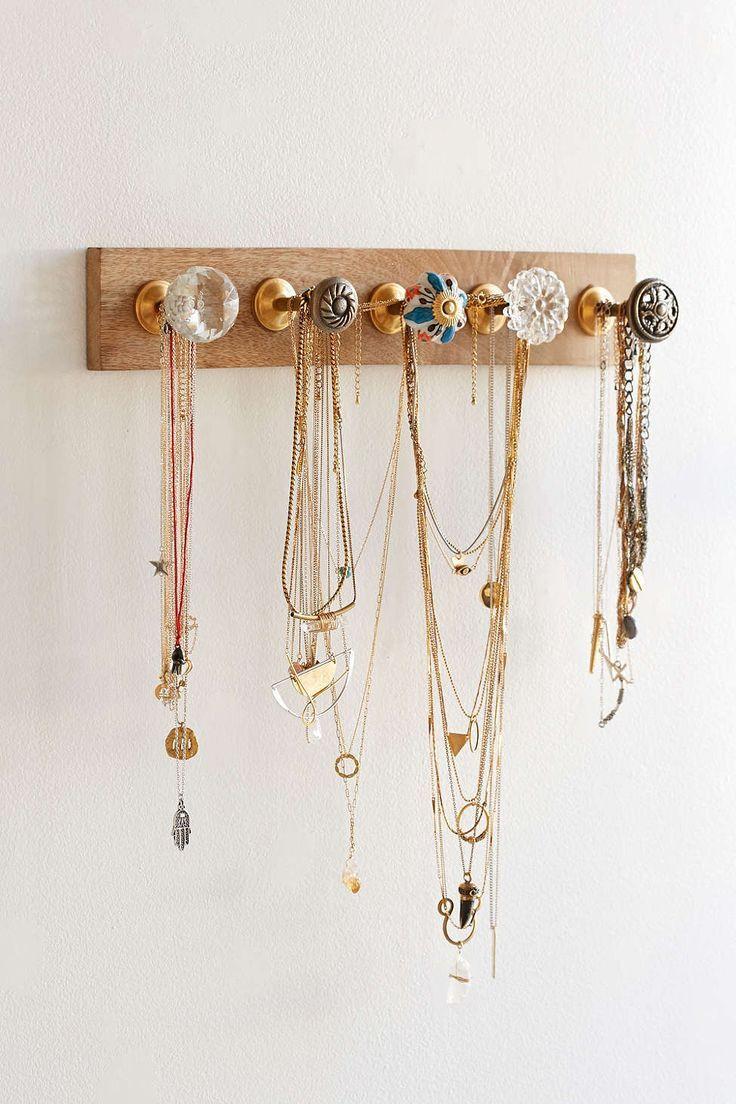 Plum & Bow Found Knob Multi Wall Hook | I had this idea years ago!