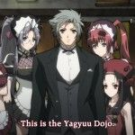 [FFF] Hyakka Ryouran Samurai Bride – 01 BD