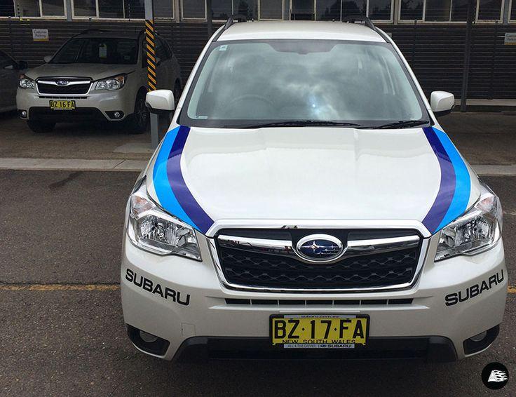 Subaru Cycling Sponsorship | Standard Decal Kit #Subaru #AutoSkin